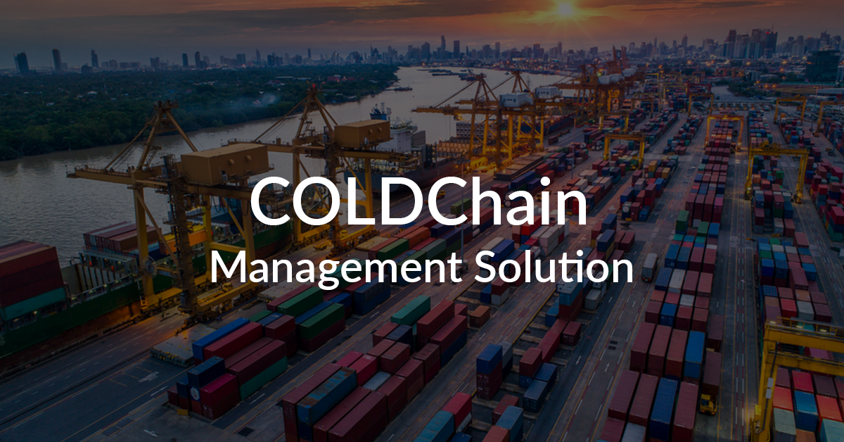 coldchain management iot solution